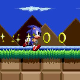 Sonic 1: Painto Edition 2 - Соник