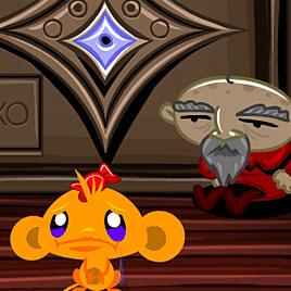 Счастливая обезьянка: Уровень 258