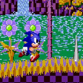 Соник Казио - Sonic the Hedgehog: Painful World Spikes Kazio