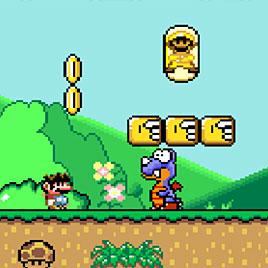 Приключение Супер Марио