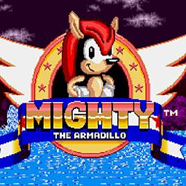 Mighty the Armadillo - Майти Армадилло Соник