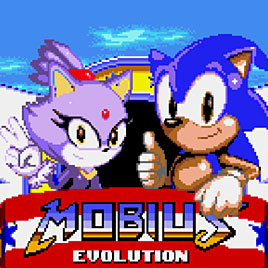 Соник Эволюция Мобиус