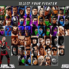 Ultimate Mortal Kombat Trilogy - Мортал Комбат Трилогия Сега