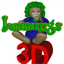 Лемминги 3Д / Lemmings 3D