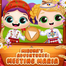 Приключение Мируны: Встреча с Марией