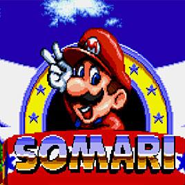 Соник Марио / Сомари
