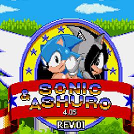 Sonic & Ashuro - Соник