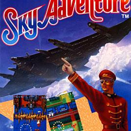 Sky Adventure (Arcade) - Небесное Приключение