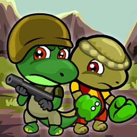 На двоих: приключения отряда динозавров 3