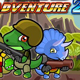 На двоих: приключения отряда динозавров 2