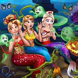 Хэллоуин Принцесс Диснея: Дом с Привидениями