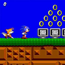 Соник для Мега СД / Sonic for MegaCD