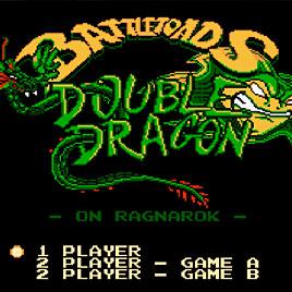 Battletoads & Double Dragon - on Ragnarok / Батлтоадс