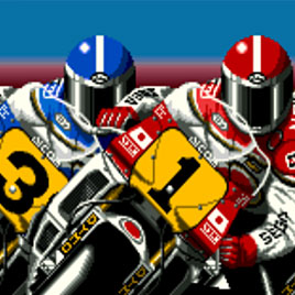 Racing Hero (Arcade)