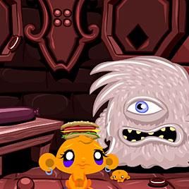 Счастливая обезьянка: Уровень 476 Глубокое Подземелье Часть 2