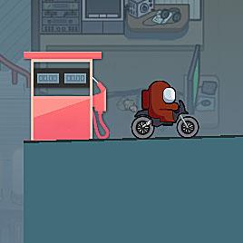 Амонг Ас Мотоциклы Гонки