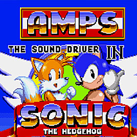 AMPS in Sonic 2 / Соник