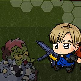 На Двоих Миссия Зомби 6