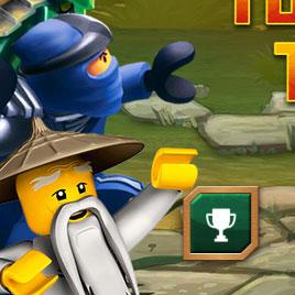 Лего Ниндзяго: Турнир Смелых