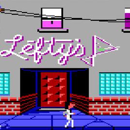 Ларри в выходном костюме / Leisure Suit Larry 1: In the Land of the Lounge Lizards