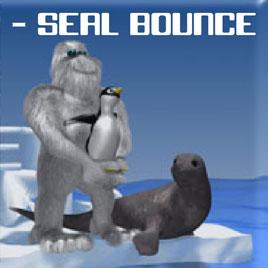 Йети Спорт 3 Тюлень: Отскок Пингвина