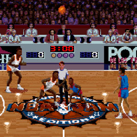 NBA Jam 2K21: Tournament Edition / Баскетбол
