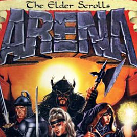 Древние Свитки Арена / The Elder Scrolls: Arena