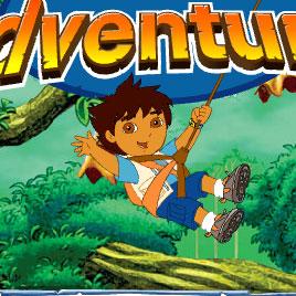 Приключение Диего В Тропическом Лесу