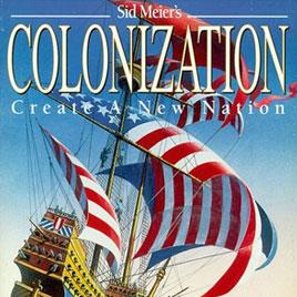 Колонизация Английская Версия