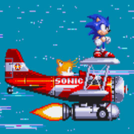 Sonic 3 & Knuckles Painful World Spikes Kazio / Соник