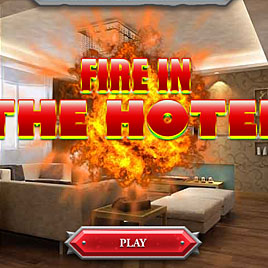 Поиск Предметов: Пожар В Отеле