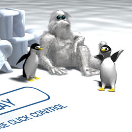Йети Спорт 1 Бросок Пингвина