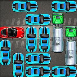 Логические: Парковка Машин