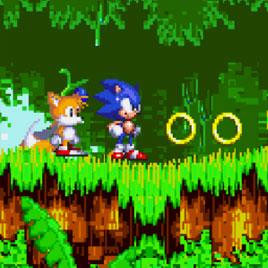 Соник 3 Расширенный / Sonic 3 and OVA Sonic