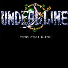 Undead Line Sega / Сега