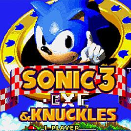 Соник 3 / Sonic 3 - EXE Edition