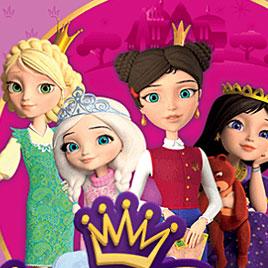 Сказочная История Приключений Принцессы