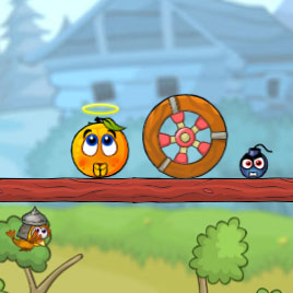 Спаси апельсин: Путешествие Рыцарей
