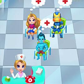 Стоматолог Супергероев: Лечить зубы
