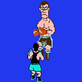 Phred's Cool Punch Out 2 - Turbo!! / Денди Майк Тайсон Бокс