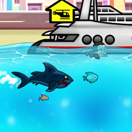 Голодная Акула Майами