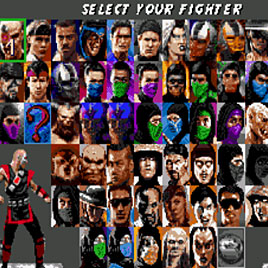 Ultimate Mortal Kombat Trilogy / Мортал Комбат Сега