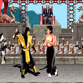 Мортал Комбат / Mortal Kombat rev 5.0 T-Unit 03/19/93