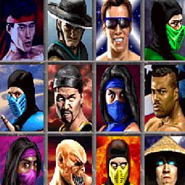 Mortal Kombat II (rev L3.1) / Мортал Комбат