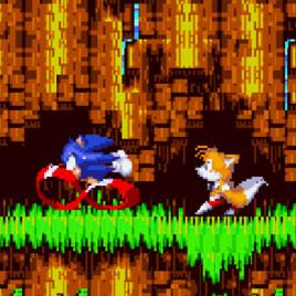 Toei Sonic 3 & Knuckles / Соник