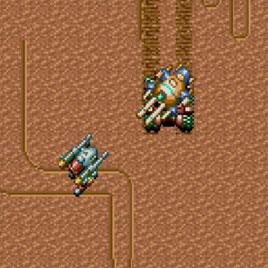 Aurail (Sega Arcade)