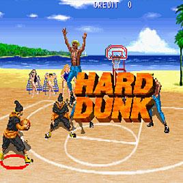 Hard Dunk (World) / Баскетбол