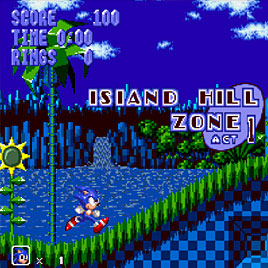 Sonic the Hedgehog Painful World Spikes Kaizo 5 / Соник Сега