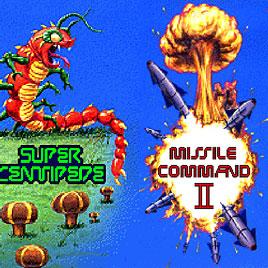 Arcade Classics / Классические Игры Атари