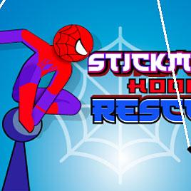 Стикмен Человек паук